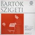 シゲティ&バルトークの「ワシントン・リサイタル」 オーストリアAMADEO 2935 LP レコード