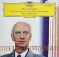 フルトヴェングラーのシューベルト/交響曲「ザ・グレイト」 独DGG 2916 LP レコード