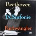 フルトヴェングラーのベートーヴェン/交響曲第9番 独EMI 2935 LP レコード