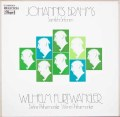 フルトヴェングラーのブラームス/交響曲全集 独Dacapo 2935 LP レコード