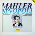 シノーポリのマーラー/「復活」ほか 独DGG 2935 LP レコード