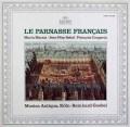 ムジカ・アンティクヮ・ケルンのフランス詩人たち 独ARCHIV 2924 LP レコード