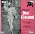 クリップスのモーツァルト/「ドン・ジョヴァンニ」  独DECCA 2935 LP レコード