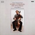 ビルスマのバッハ/無伴奏チェロ組曲 独RCA 2924 LP レコード