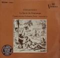 モントゥーのストラヴィンスキー/春の祭典 独RCA 2924 LP レコード