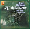 モリーニ&フリッチャイのブルッフ&グラズノフ/ヴァイオリン協奏曲集 独HELIDOR 2924 LP レコード
