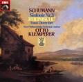 クレンペラーのシューマン/交響曲第3番「ライン」  独EMI  2924 LP レコード