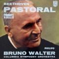【オリジナル盤】ワルターのベートーヴェン/交響曲第6番「田園」 蘭PHILIPS 2924 LP レコード
