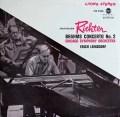 リヒテル&ラインスドルフのブラームス/ピアノ協奏曲第2番 独RCA 2916 LP レコード
