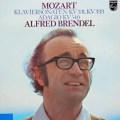 ブレンデルのモーツァルト/ピアノソナタ「トルコ行進曲つき」ほか 蘭PHILIPS 2924 LP レコード