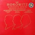 ホロヴィッツ・コンサート1978/79  独RCA  2638 LP レコード