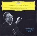 ベームのモーツァルト/交響曲第34&31番「パリ」ほか 独DGG 2924 LP レコード