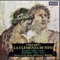 ケルテスのモーツァルト/「皇帝ティトの慈悲」 英DECCA 2924 LP レコード