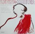 レヴァインのマーラー/交響曲第6番「悲劇的」 独RCA 2924 LP レコード