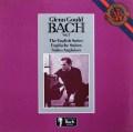 グールドのバッハ/イギリス組曲 蘭CBS 2924 LP レコード