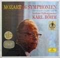 【未開封】 ベームのモーツァルト/交響曲全集 独DGG 2924 LP レコード