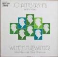 フルトヴェングラーのブラームス/交響曲全集 独Dacapo 2924 LP レコード
