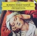 ジュリーニのロッシーニ/「スターバト・マーテル」 独DGG 2842 LP レコード