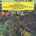 シドンのヴィラ=ロボス/ピアノ曲集 独DGG 2918 LP レコード