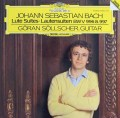 セルシェルのバッハ/リュートのための音楽集 独DGG 2918 LP レコード
