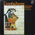 クレメンシック・コンソートのトルバドゥール〜吟遊詩人の音楽  仏HM  2641 LP レコード