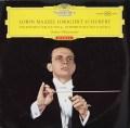 【赤ステレオ】マゼールのシューベルト/交響曲第5&6番 独DGG   2844 LP レコード