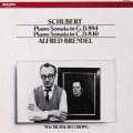 ブレンデルのシューベルト/ピアノソナタ第15&18番「幻想」 蘭PHILIPS  2708 LP レコード