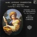 クリスティ&レザール・フロリサンのシャルパンティエ/オラトリオ集  仏HM  2642 LP レコード