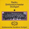 シュトゥットガルト放送交響楽団40周年の歩み  独SWR    2525 LP レコード
