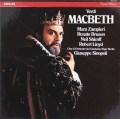 【直筆サイン入り】 シノーポリのヴェルディ/「マクベス」 蘭PHILIPS 2844 LP レコード
