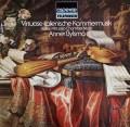 ビルスマのイタリア・ヴィルトーゾ室内楽曲集 独TELEFUNKEN 2918 LP レコード