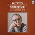 ブレンデル&ハイティンクのベートーヴェン/ピアノ協奏曲第3番 蘭PHILIPS 2844 LP レコード