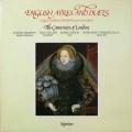 カメラータ・ロンドンのイギリス歌曲と二重唱 英hyperion  2642 LP レコード