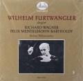 【未開封】 フルトヴェングラーのワーグナー/「トリスタンとイゾルデ」から愛の死ほか 独HELIODOR 3029 LP レコード