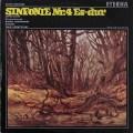 コンヴィチュニーのブルックナー/交響曲第4番「ロマンティック」(テストプレス) 独ETERNA   2714 LP レコード