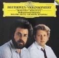 ミンツ&シノーポリのベートーヴェン/ヴァイオリン協奏曲ほか 独DGG 3029 LP レコード