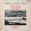 スウィトナーのモーツァルト/交響曲第35番「ハフナー」&第36番「リンツ」(テストプレス) 独ETERNA   2714 LP レコード