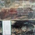 【未開封】 ルートヴィヒ&クレンペラーのブラームス/「アルト・ラプソディ」ほか 独EMI 3029 LP レコード
