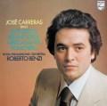 カレーラスのオペラアリア集 蘭PHILIPS 3029 LP レコード