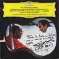 【直筆サイン入り】イエペス&アロンソのバカリッセ/ギター協奏曲 独DGG   2715 LP レコード