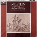 【未開封】 ミルシュタインのヴィヴァルディ/ヴァイオリン協奏曲集 英Columbia 3029 LP レコード