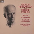 フルトヴェングラーのR.シュトラウス/「ドン・ファン」ほか 英EMI 3029 LP レコード