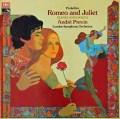 プレヴィンのプロコフィエフ/「ロメオとジュリエット」抜粋 英EMI 3029 LP レコード