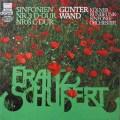 ヴァントのシューベルト/交響曲第3&6番 独EMI  2644 LP レコード