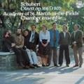アカデミー室内管弦楽団のメンバーによるシューベルト/八重奏曲 ヘ長調 蘭PHILIPS 3029 LP レコード