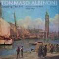 ネグリのアルビノーニ/5声の協奏曲 独ETERNA ばら2枚組 2640 LP レコード