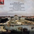 ワイセンベルク&ジュリーニのモーツァルト/ピアノ協奏曲第9&21番 独EMI 2845 LP レコード