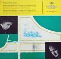 【モノラル/オリジナル盤】 ハスキル&フリッチャイのモーツァルト/ピアノ協奏曲第19&27番  独DGG 2995 LP レコード