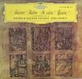 【モノラル】 ディースカウのブラームス/ティークの「マゲローネ」によるロマンス 独DGG 2995 LP レコード