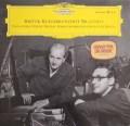 【モノラル】 フリッチャイ&アンダのバルトーク/ピアノ協奏曲第2&3番 独DGG 2995 LP レコード
